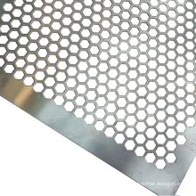 Sheet High Quality Factory Provides Stainless Steel Round Hole Perforated Metal Galvanized Steel Galvanized Coated Hot Rolled SX