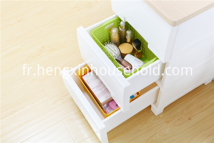 Home Basics Lattice Plastic Basket