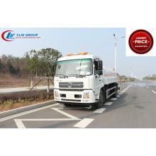 2019 tipo lujoso Dongfeng 12000L camión de pulverización de agua