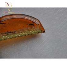 Pull en laine Pilling Comb Wood Plasict Cachemire Pull Comb