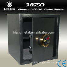 Easy operation of biometric safety box with fingerprint technology for sale