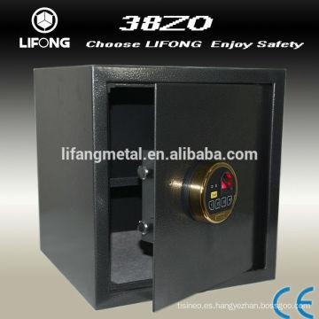 Fácil operación de caja de seguridad biométrica con tecnología de huella digital para la venta