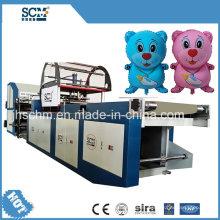 Máquina automática para fabricar globos PE / Pet / Foil