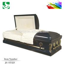 JS-ST425 wholesale best price metal casket