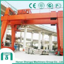 Quality as World Leading Level Double Girder Gantry Crane