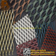 Aluminum Expanded Metal Mesh for Decorative