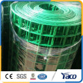 PVC coated 8 gauge welded wire mesh