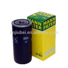 W962 Engine Parts Mann Oil Filter Air Compressor Oil Filter