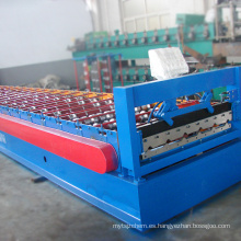 Techo de tejas personalizadas materiales de construcción maquinaria y equipo