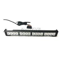 "Barra de luz estroboscópica LED de advertencia de tráfico de 18 ""y 16 LED, 48W LED"