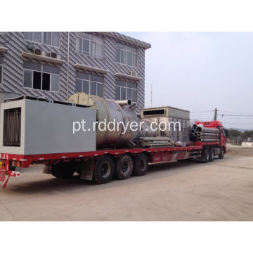 Single Pass Belt Dryer Equipment