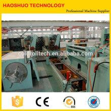 Berühmte Marke Hochwertige HR CR SS GI Stahl Coil Slitting Line