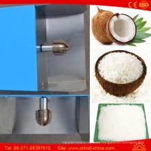 Polvo de coco que hace la trituración de corte ralladora de la máquina de rallar