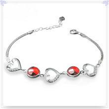 Bracelet en cristal 925 Sliver Sterling Silver Jewelry (SL0090)