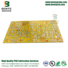 Online Manufacturer for PCB Prototype 1.8mm Thickness PCB Prototype export to India Exporter