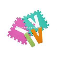 EVA foam alphabet puzzle mat educational toys for kids