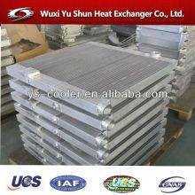 Intercambiador de calor de placa de aluminio