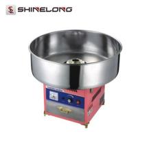 Máquina de doces de algodão elétrica industrial profissional chinesa profissional