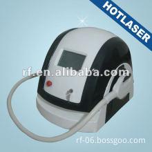 New beauty apparatus Elight(IPL+RF) permanently hair remvoval HT722