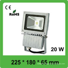 hot selling!! with super thin 20w AC85-265V led outdoor flood light