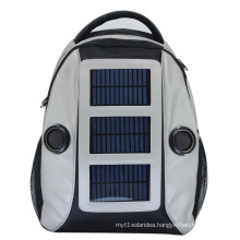 8848 Custom Sports Travelling Camping Hiking Solar Back Pack Bag