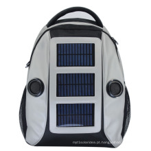 8848 Custom Sports Traveling Camping Caminhada Solar Back Pack Bag