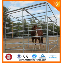 2015 shengxin 6 feet high cattle fence panel,grassland fence,used horse corral panels