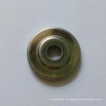 Edelstahl-Batterie Zubehör Metall-Stanzteil