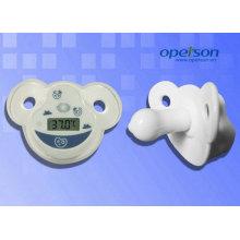 Thermomètre à mamelon bébé avec certificat Ce