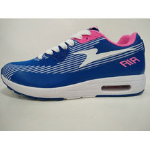Women Blue Breathable Sports Running Shoes
