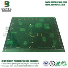 ENIG 3U Multilayer PCB 6-layers FR4 Tg170