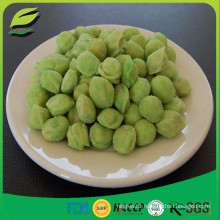 Russia Hot Sell Wasabi Coated Peanut Wasabi Peanuts with Top Quality