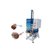 Machine d'expansion automatique de bobine de stator à compresseur / machine de pré-formage