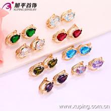 Pendiente multicolor de la manera de Xuping (28827)