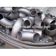 BUTT WELD TUBE FITTINGS A234 WPB SEAMLESS ANSI B 16.9