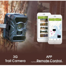 Wholesale 12MP 3G wireless waterproof digital hunting camera with APP for remote control