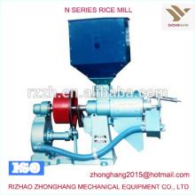 N series nuevo molino de arroz precio de la máquina