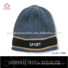 Mens Winter strickte Promotion Hut