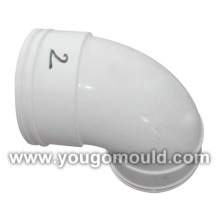 90 Deg Elbow Mould