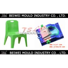 Moulage par injection en plastique professionnel pour chaise sans bras