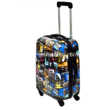 Tersedia Fashion Printing ABS & PC Luggage Set