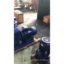 Bomba centrífuga de impulsor de cobre com capacidade de autoescorvante