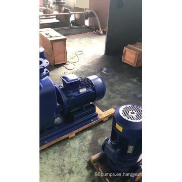 Bomba de paletas diesel ignífuga Impulsores de cobre