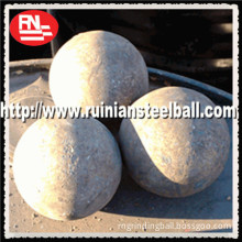 Low price high hardness forged steel balls for ball mill