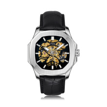 Wholesale Custom Automatic Skeleton Men Watches