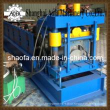 Tampão de aço da telhadura que faz o rolo que forma a máquina (AF-R312)