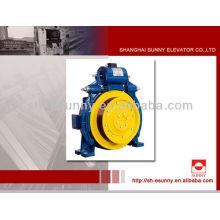 Máquina de tração de elevador de passageiros da venda quente 800-1000kg