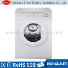Household stainless steel electric tumble clothes dryer