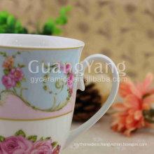 Customized Size Enamel Cold Water Color Change Mug
