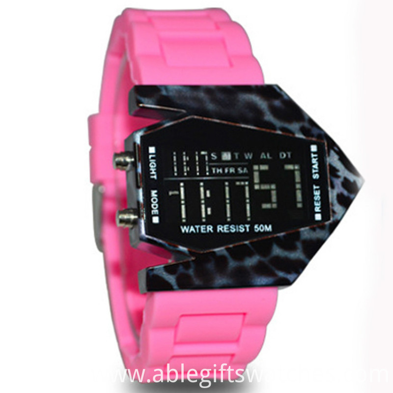 LED Electronic Watch